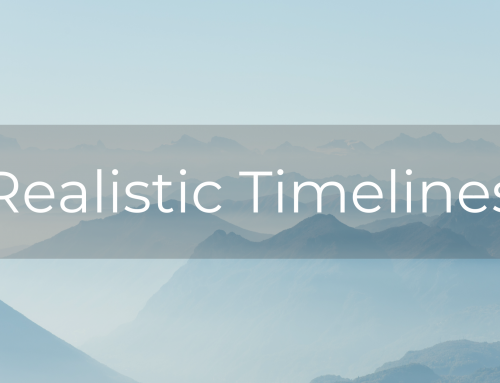 Realistic Timelines